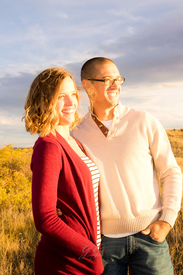 couples portraits - portrait photography art castle rock colorado